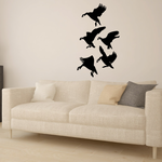 Duck Wall Decal - Vinyl Decal - Car Decal - DC035