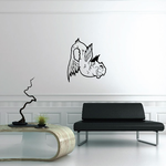 Fish Wall Decal - Vinyl Decal - Car Decal - DC279