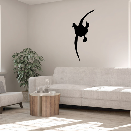 Duck Wall Decal - Vinyl Decal - Car Decal - DC044