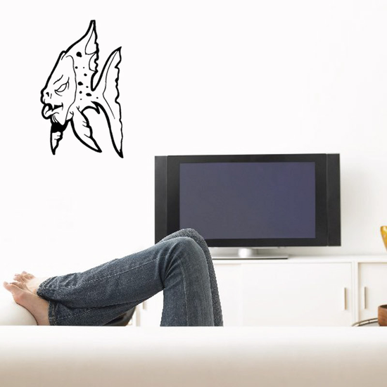 Fish Wall Decal - Vinyl Decal - Car Decal - DC280