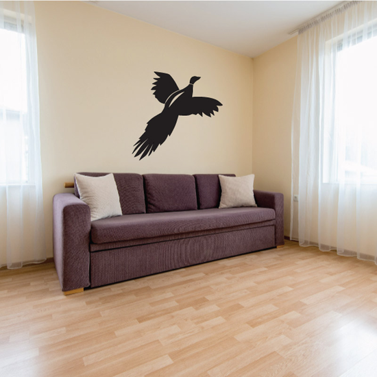 Duck Wall Decal - Vinyl Decal - Car Decal - DC057