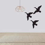 Duck Wall Decal - Vinyl Decal - Car Decal - DC058