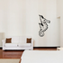 Young Seahorse Decal