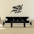 Spit Fire Eagle Decal