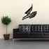 Abstract Swift Flying Eagle Decal