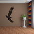 Flying American Eagle Decal