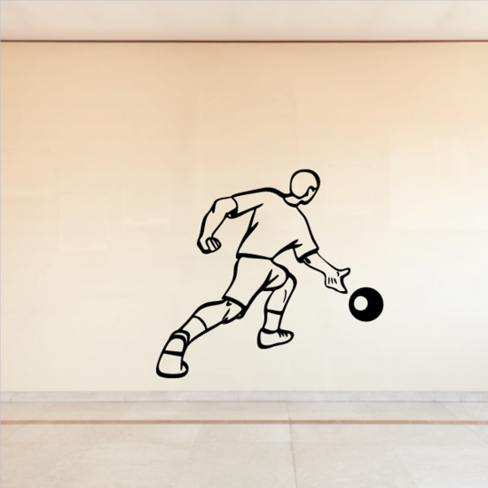 Bowling Wall Decal - Vinyl Decal - Car Decal - CDS0014