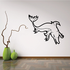 Fish Wall Decal - Vinyl Decal - Car Decal - DC287