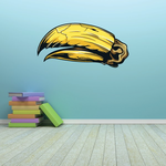 Toucan Bird Skull Wall Decal - Vinyl Car Sticker - Uscolor005