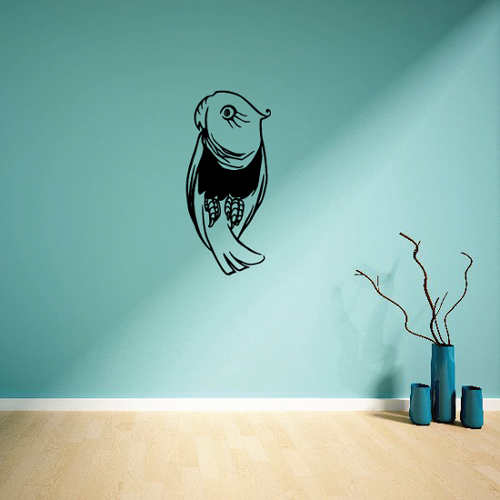 Noble Parrot Decal