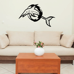 Fish Wall Decal - Vinyl Decal - Car Decal - DC291