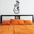 Relaxing Weedy Seahorse Decal