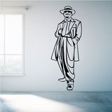 Zootsuit zoot suit 2 Hydrolics Lowrider low rider car Vinyl Decal Car Window Stickers 18