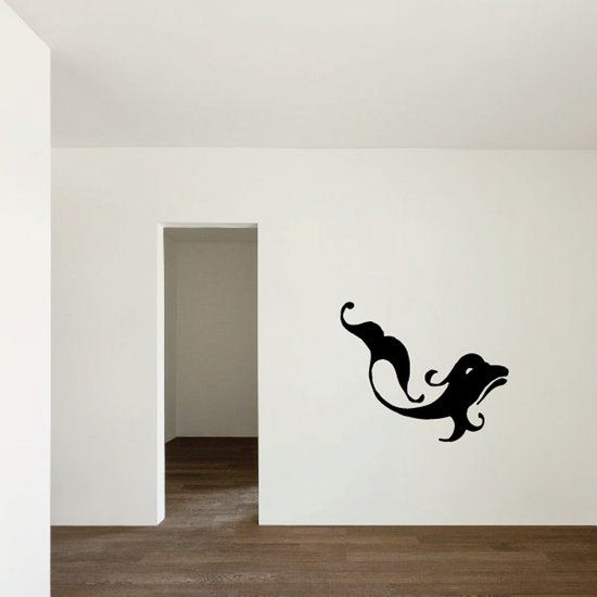 Fish Wall Decal - Vinyl Decal - Car Decal - DC295
