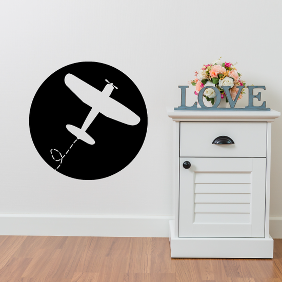Airplanes Toy Labels Vinyl Wall Decal Sticker Mural Quotes Words LB006airplanes