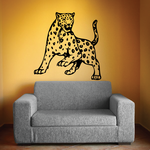 Leopard Offensive Decal