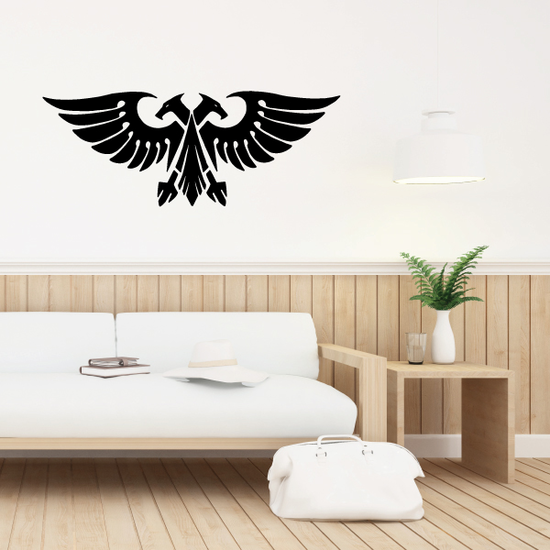 Mexican Style Eagle Decal