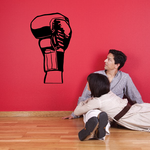 Boxing Glove Decal