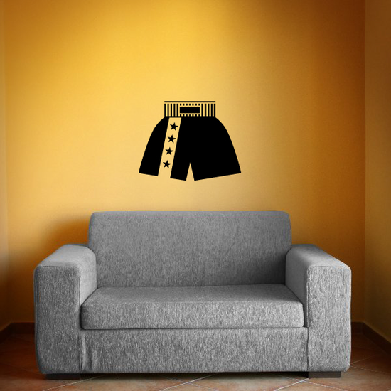 Boxing Wall Decal - Vinyl Decal - Car Decal - AL 003