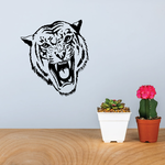 Rage Tiger Head Decal