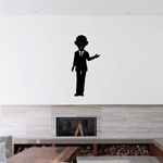 President Barrack Obama PresentingDecal
