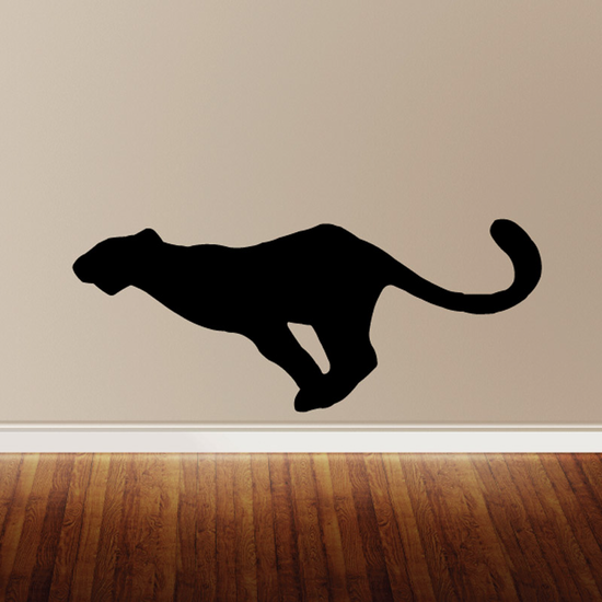Dashing Lioness Decal