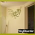 Decorative Rooster Decal