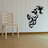 Tribal Style Lion Head Decal