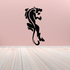 Fierce Panther Decal