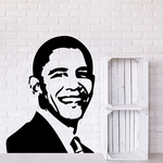 Happy Obama Decal