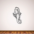Reserved Seahorse Decal