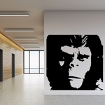 Planet Of The Apes Face Decal