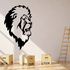 Sorrow Lion Head Decal