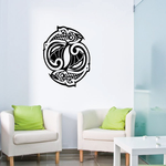 Fish Wall Decal - Vinyl Decal - Car Decal - DC313