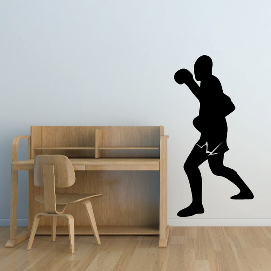 Boxing Wall Decal - Vinyl Decal - Car Decal - MC002