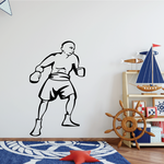 Boxing Wall Decal - Vinyl Decal - Car Decal - SM007