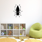 Wolf Spider Hanging Decal