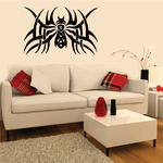Tribal Insidious Spider Decal