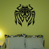 Wicked Body Spider Decal