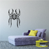 Sharp Spider Decal