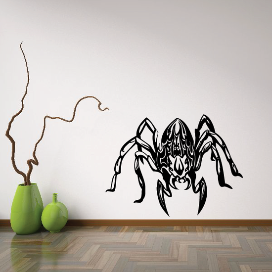 Approaching Vile Spider Decal