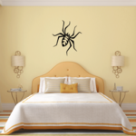 Cross Spider Decal