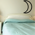 Waxing Crescent Moon Decal