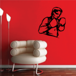 Boxing Wall Decal - Vinyl Decal - Car Decal - CDS0033