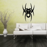 Tribal Style Spider Decal