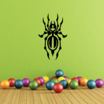 Insidious Spider Decal