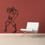 Boxing Wall Decal - Vinyl Decal - Car Decal - Bl016