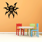Chinese Spider Decal