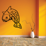 Fish Wall Decal - Vinyl Decal - Car Decal - DC326