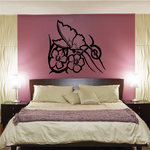 Butterfly Wall Decal - Vinyl Decal - Car Decal - CF312